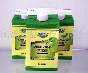 苹果醋 屋顶盒