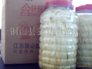 桶装金针菇