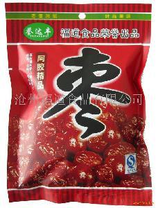 誉达丰248克阿胶枣(蜜饯类休闲食品)