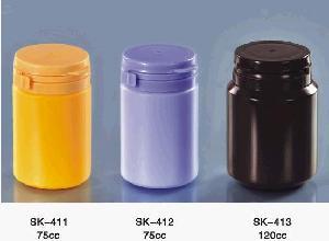 不同款式木糖醇塑料瓶