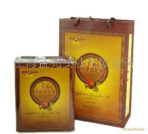 恩泉红花山茶油2L
