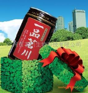 【一品茗川】绿色专利饮料