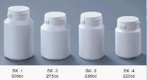 PE材料木糖醇塑料瓶