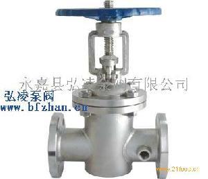 BZ41H/W碳钢不锈钢保温闸阀