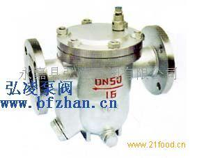 CS41H不锈钢自由浮球式疏水阀