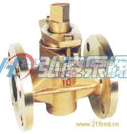 X43W-1.0T二通全铜旋塞阀