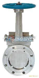 PZ73H/Y手动刀型闸阀