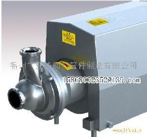 卫生新式自吸泵