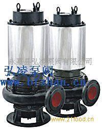 JYWQ系列自动搅匀潜水排污泵