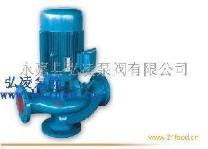 管道式排污泵