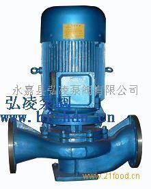 ISG型系列立式离心泵