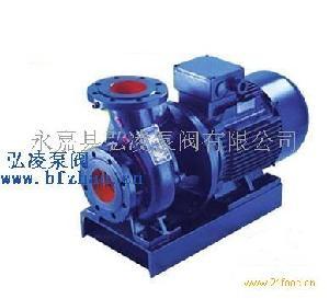 单级单吸卧式离心泵