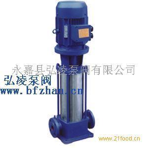 GDL型立式管道多级离心泵