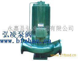 PBG型屏蔽式管道泵