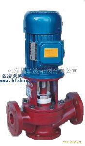 SL型耐腐蚀玻璃钢管道泵