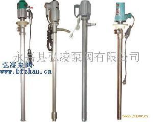 防爆型电动油桶泵