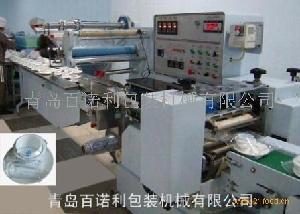 消毒餐具自动热收缩包装机