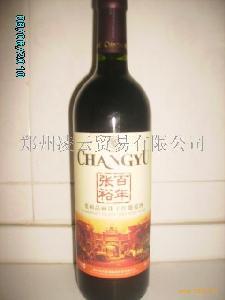 张裕品丽珠干红葡萄酒