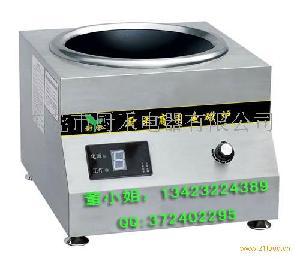 大功率凹面台式电磁炉