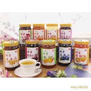 蜂蜜花茶系列
