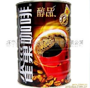 雀巢醇品速溶咖啡