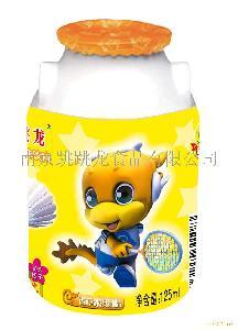 塑瓶儿童牛奶