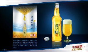 雪津啤酒麦之初