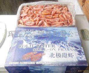 日本北极甜虾