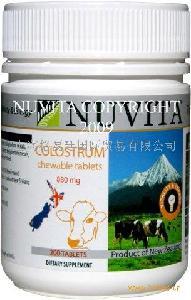 NUVITA纽维芝 新西兰原装进口牛初乳咀嚼片
