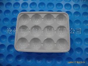 麻球吸塑托盒