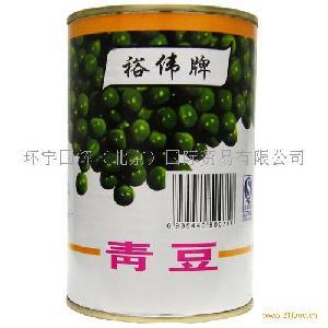 裕伟青豆罐头