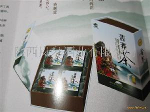 苦荞茶礼盒装500g