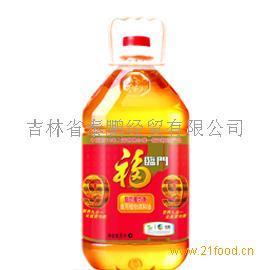 福临门脂肪酸均衡食用植物调和油