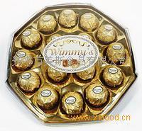 八角盒巧克力