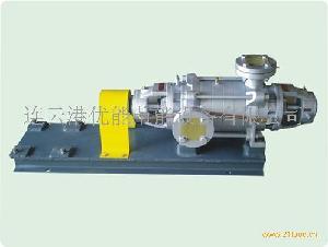 耐高温高压的多级水泵