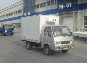 福田0.5吨冷藏车