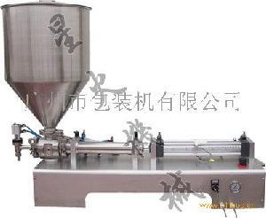 广州澳特双头膏体灌装机