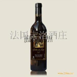 西班牙葡萄酒吉洛 红葡萄酒2007