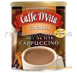 焦糖卡布奇诺(Caramel Cappuccino)