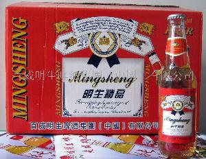 百威明生啤酒(330)