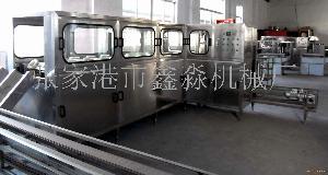 300桶矿泉水灌装机械