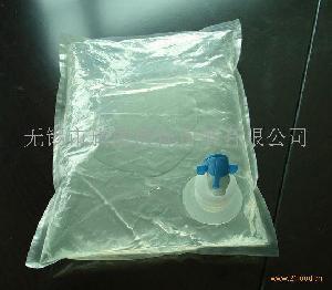 饮用水盒中袋软包装