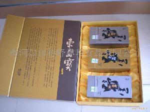 松茸-羊肚蘑礼盒