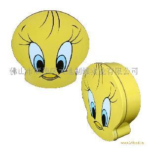 鸭子形饼罐