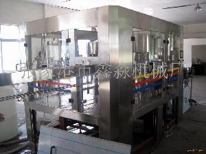 6000瓶碳酸饮料灌装设备