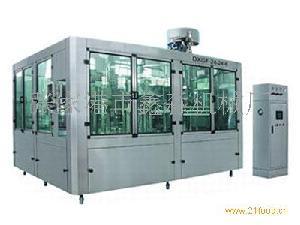 8000瓶碳酸饮料灌装机械