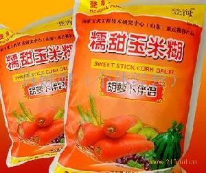 糯甜玉米糊胡萝卜伴侣400g