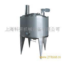菌种培养罐(保温、夹套加热罐)