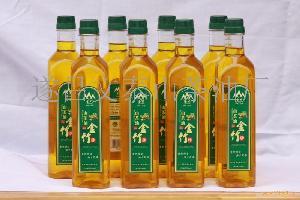 金竹牌山茶油500ml