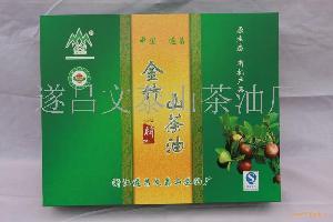 金竹山茶油精装